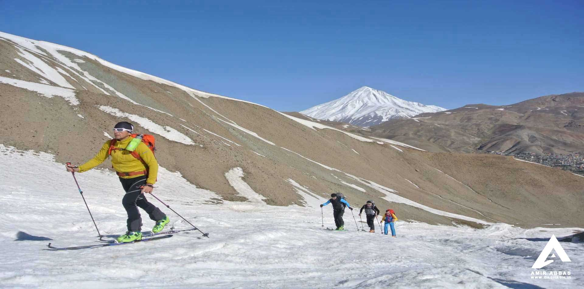 Damavand Mountaineering