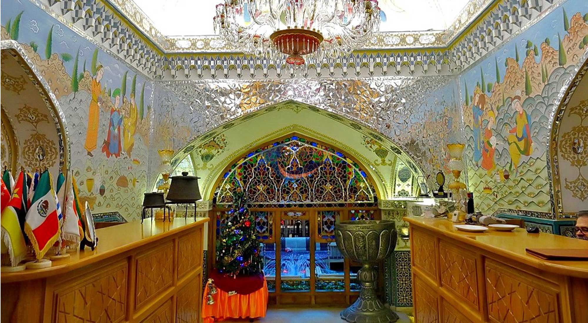 Bastani Traditional Restaurant, Isfahan