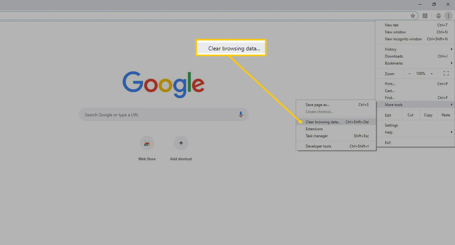 How To Delete Selected Cookies Chrome